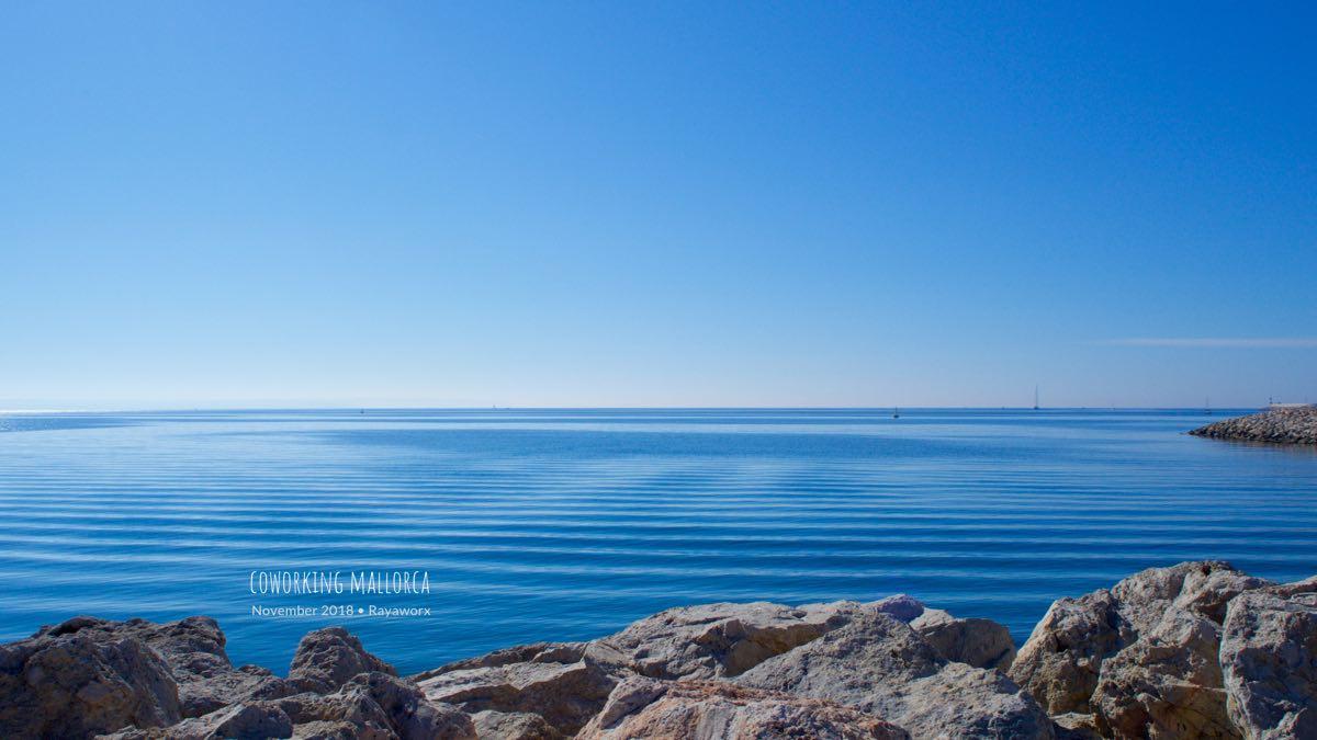 Meerblick Mallorca / Wallpaper Rayaworx