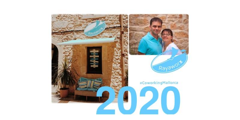 Rayaworx Mallorca Wallpaper 2020