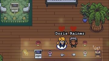 Saludos, Doris & Rainer