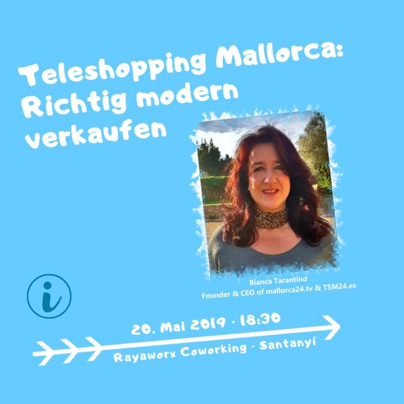 Teleshopping Mallorca Event