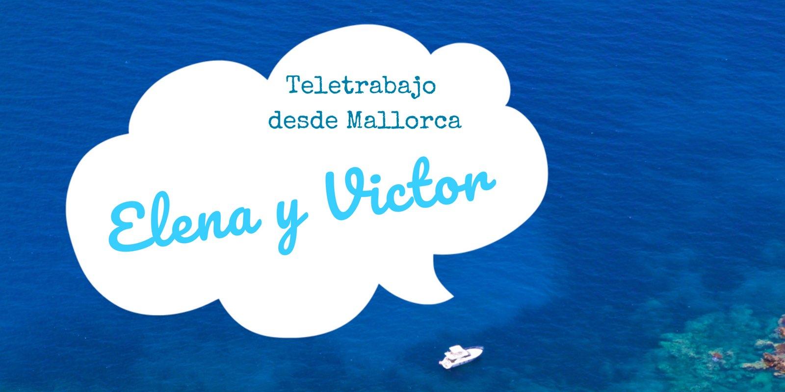 Teletrabajo desde Mallorca