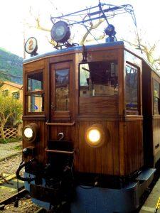 Tren de Sóller Mallorca