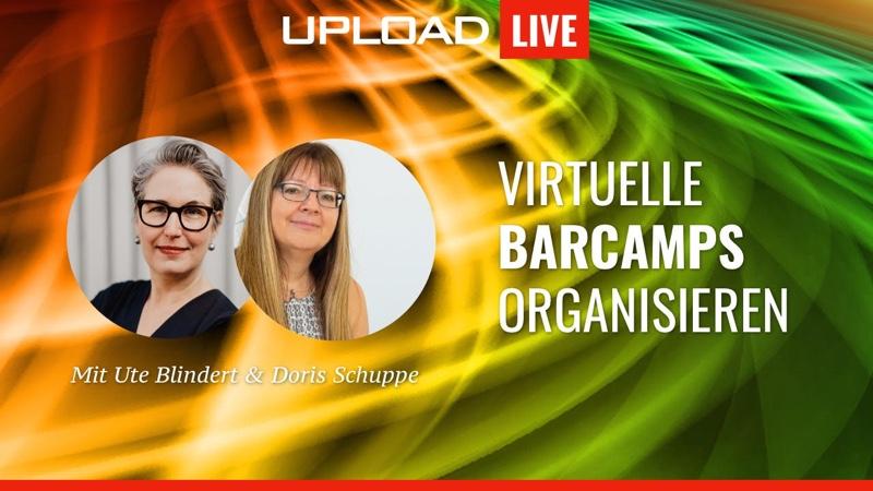Online Barcamps